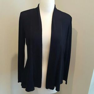 Black Bobeau cardigan